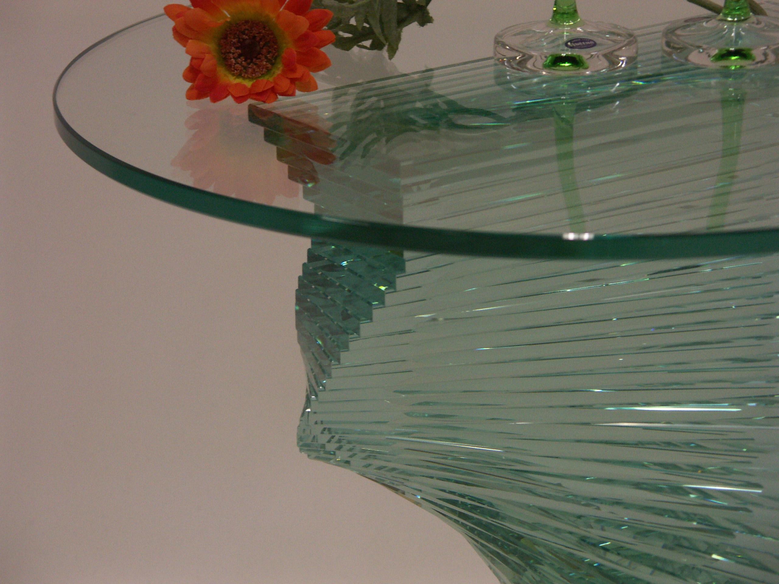 Glasplatte Kreisförmig